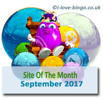 September2017 bingo site of the month