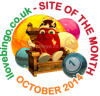 Site of the Month - October 2014