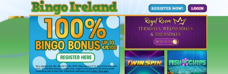 Bingo Ireland Review Cover