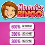 Mummies Bingo