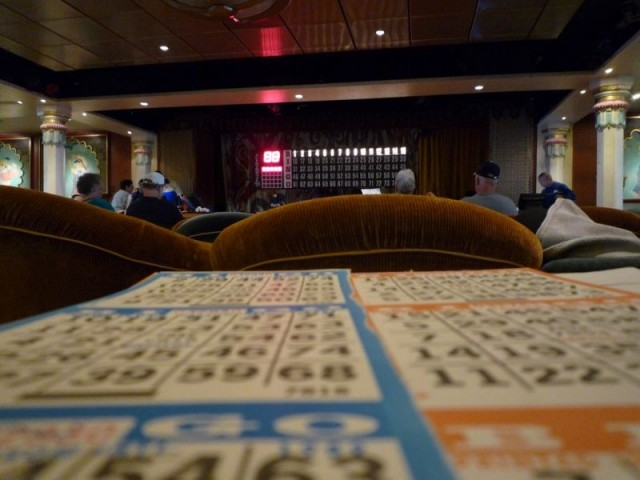 'Bingo lingo' - then and now